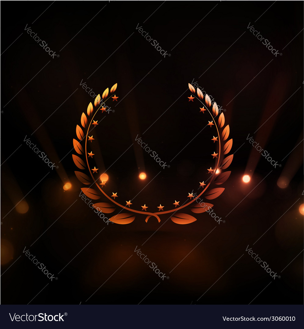 Winner Background vector image