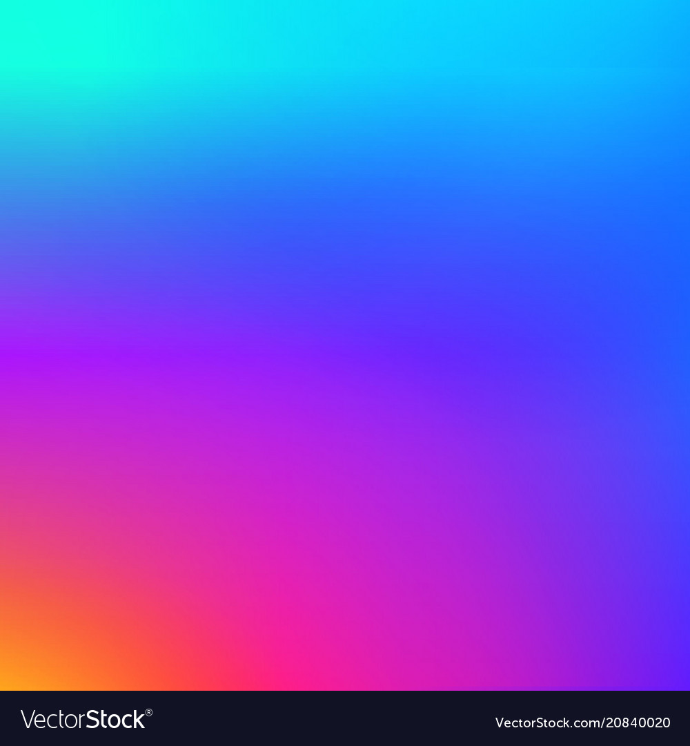 Colorful smooth gradient color background