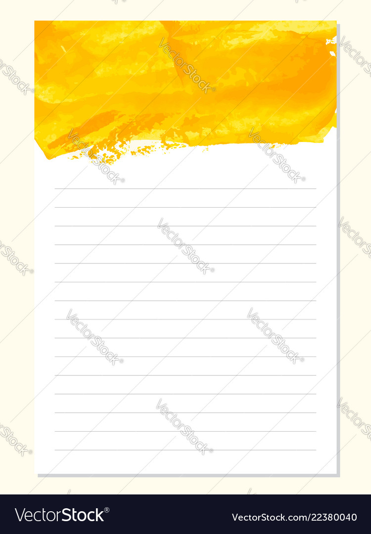notes to do list daily planner template royalty free vector