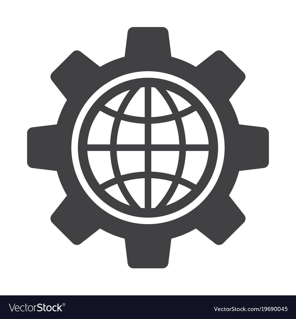 Globe of the inside a gear or cog global options
