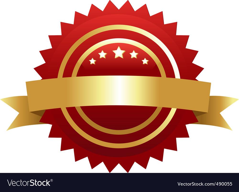 Warranty guarantee gold seal