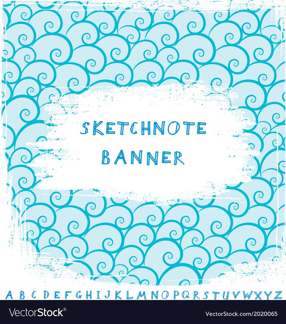 Sketchnote Banner