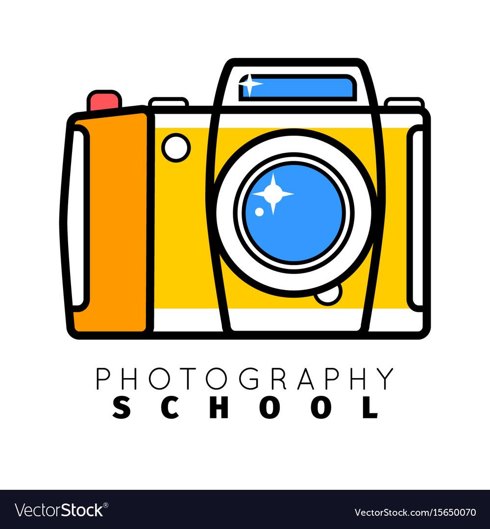 Photo studio or professional photographer logo