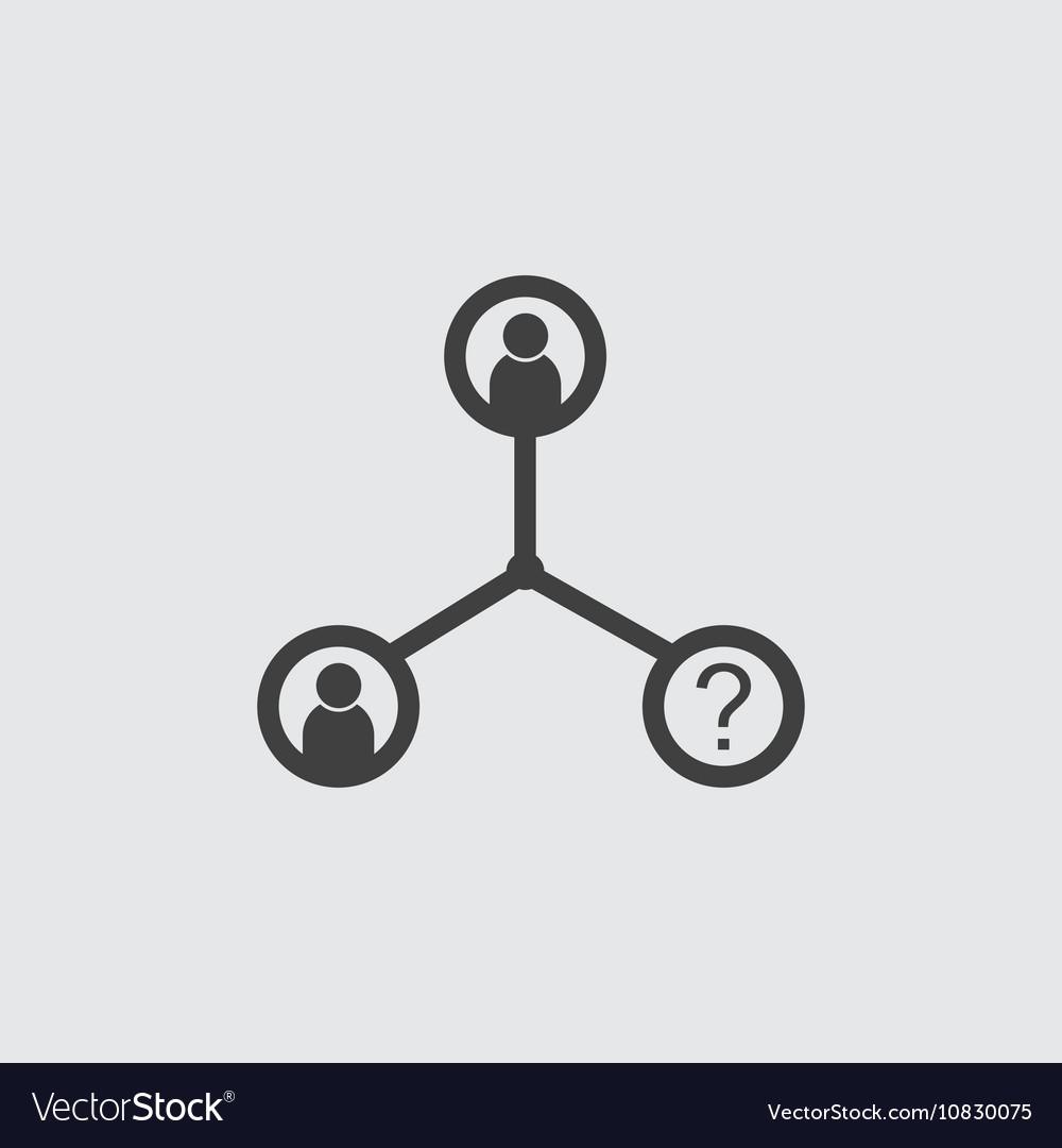 Structure icon vector image
