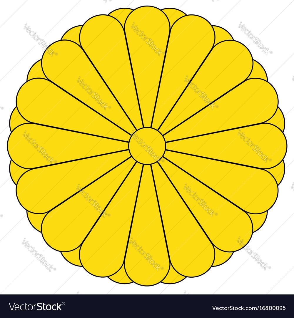 Imperial seal japan