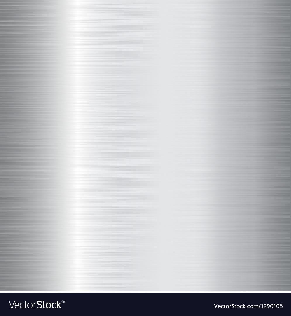 Metal Texture Royalty Free Vector Image Vectorstock