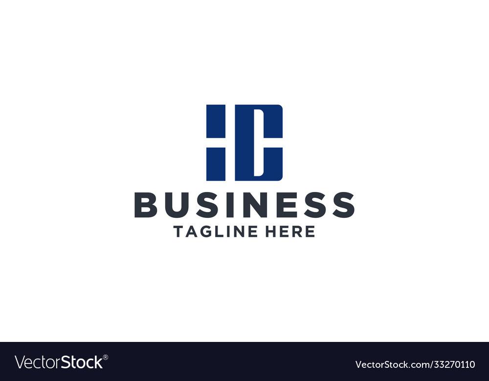 Hc squar logo design inspiration
