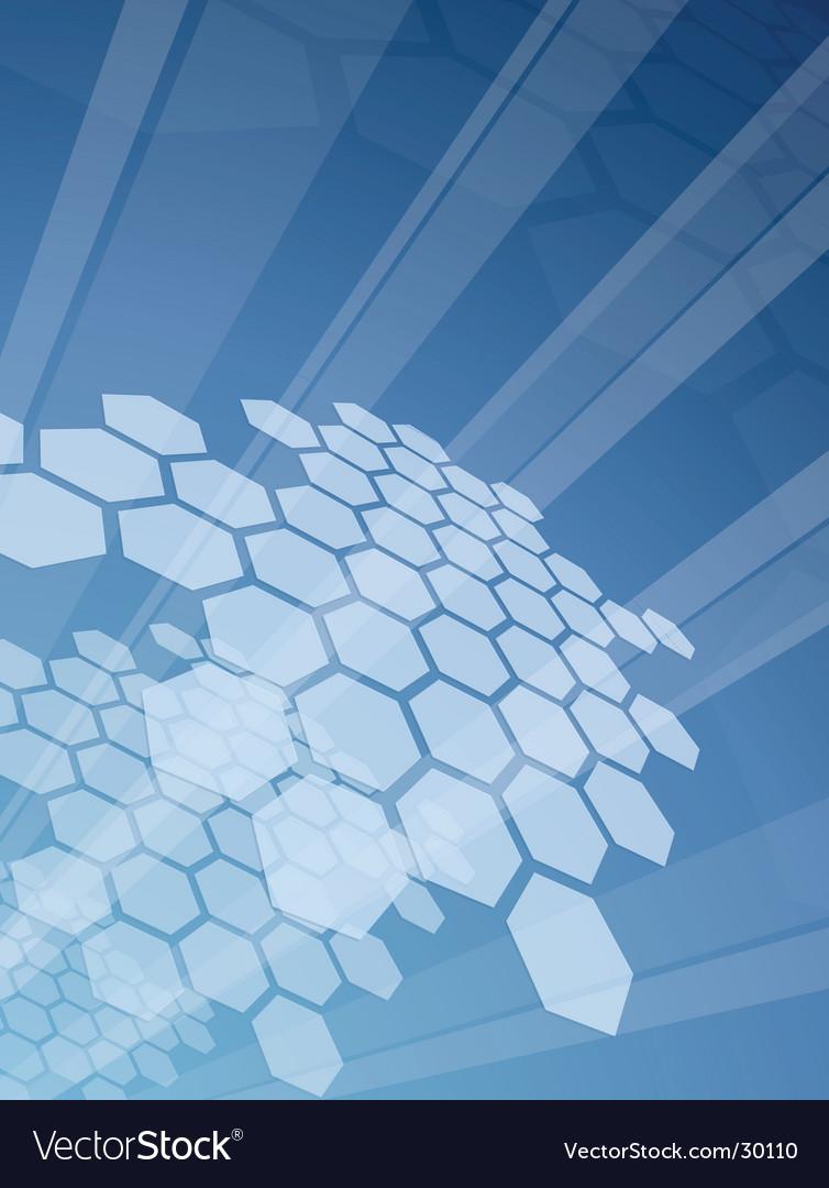 technical wallpaper. High Tech Background Vector