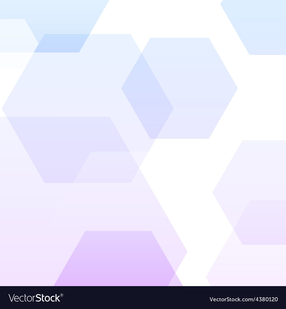 Light Modern Abstract Background vector image