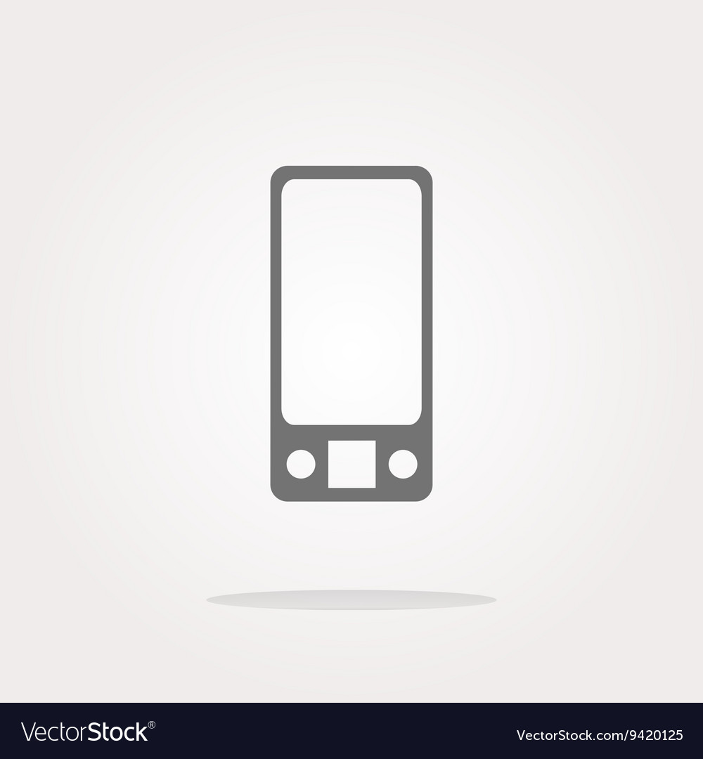 Mobile Icon Mobile Icon JPEG Mobile Icon vector image