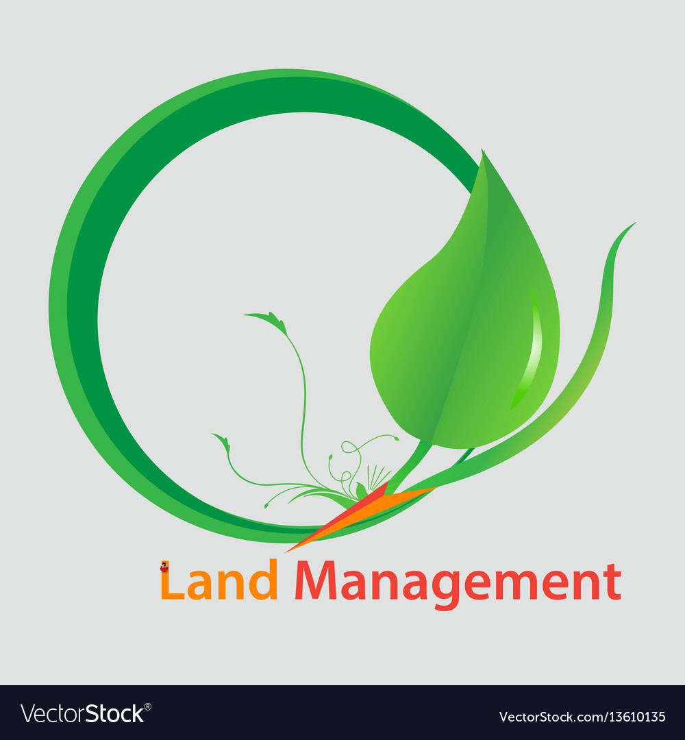 Logo land management