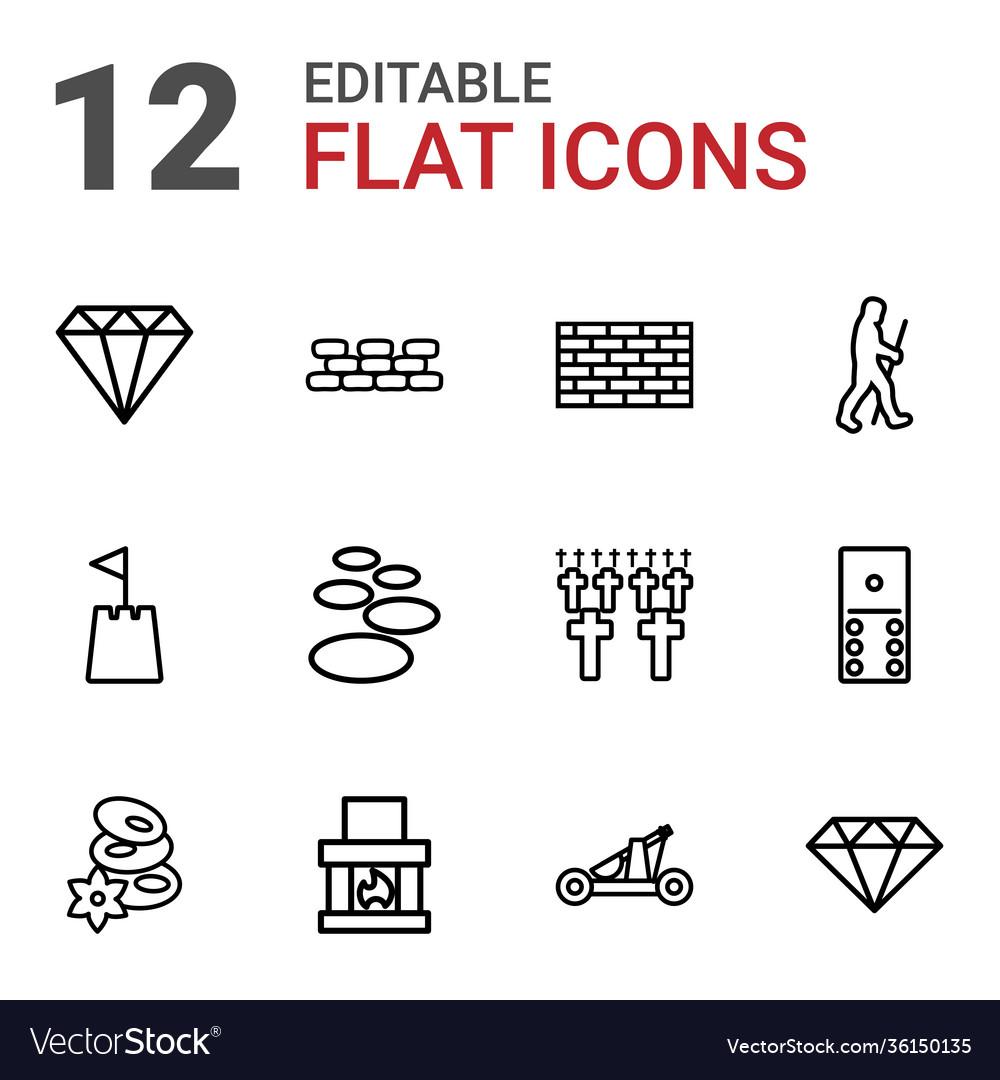 Stone icons