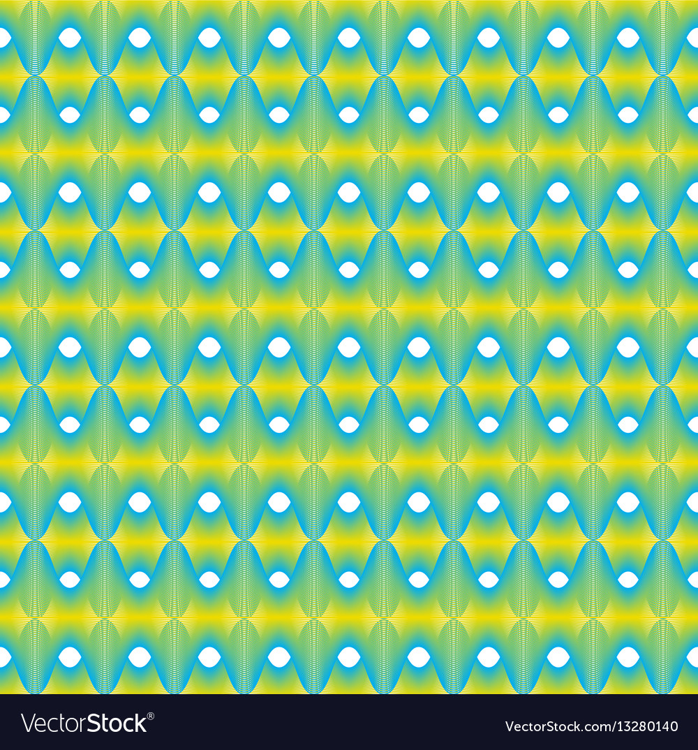 Tangier grid seamless guilloche pattern