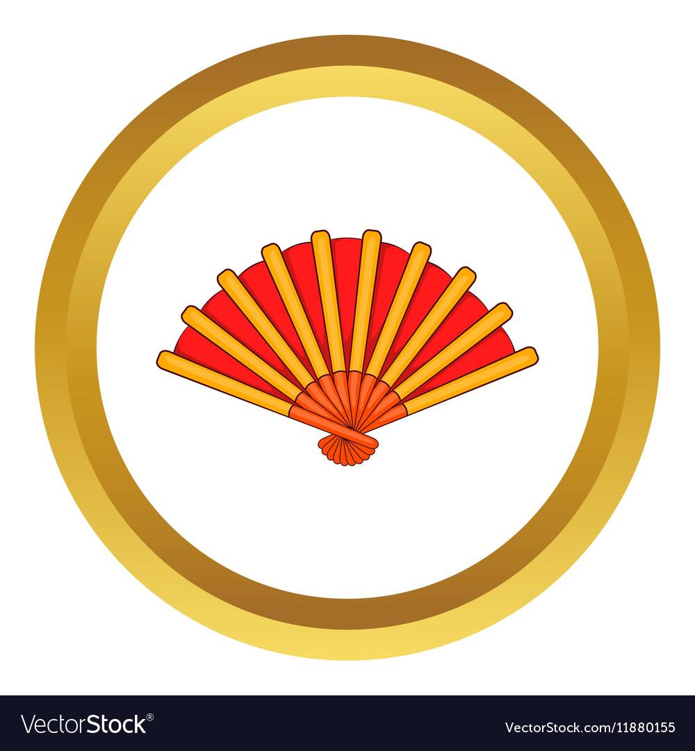 Spanish fan icon