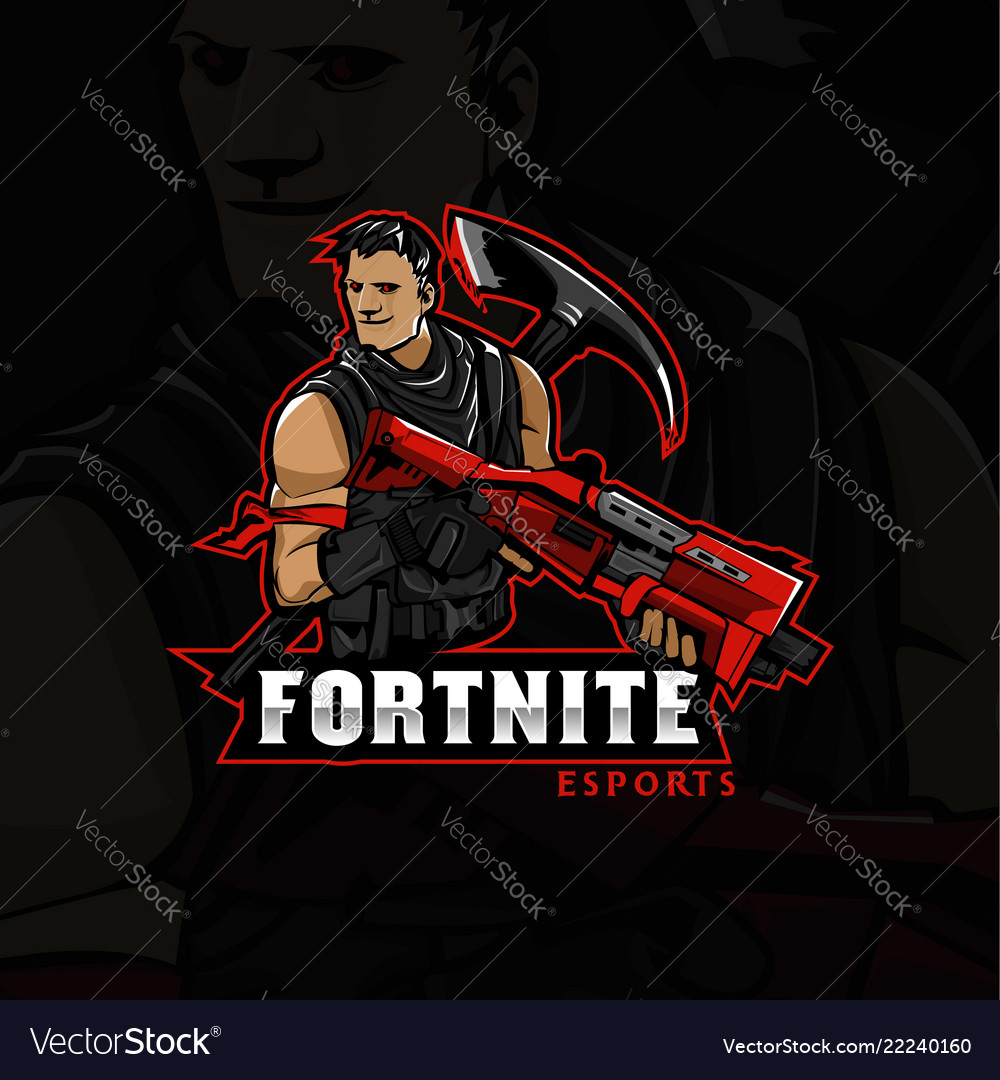 Jonesy fortnite mascot logo