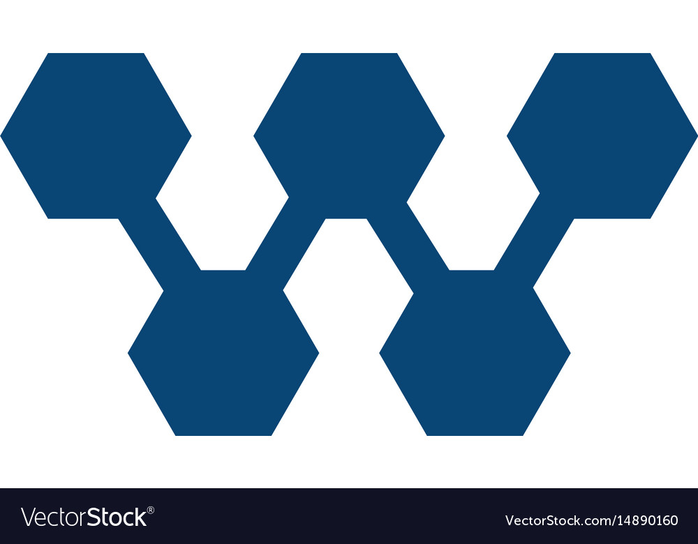 W letter business logo design