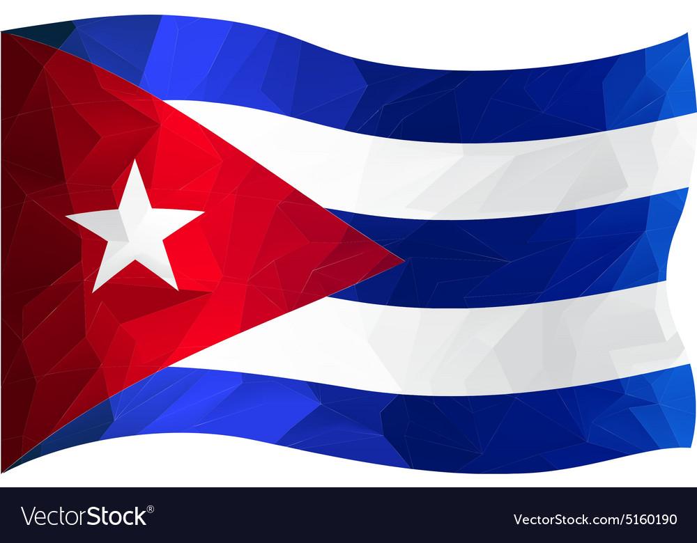Flag CUBA