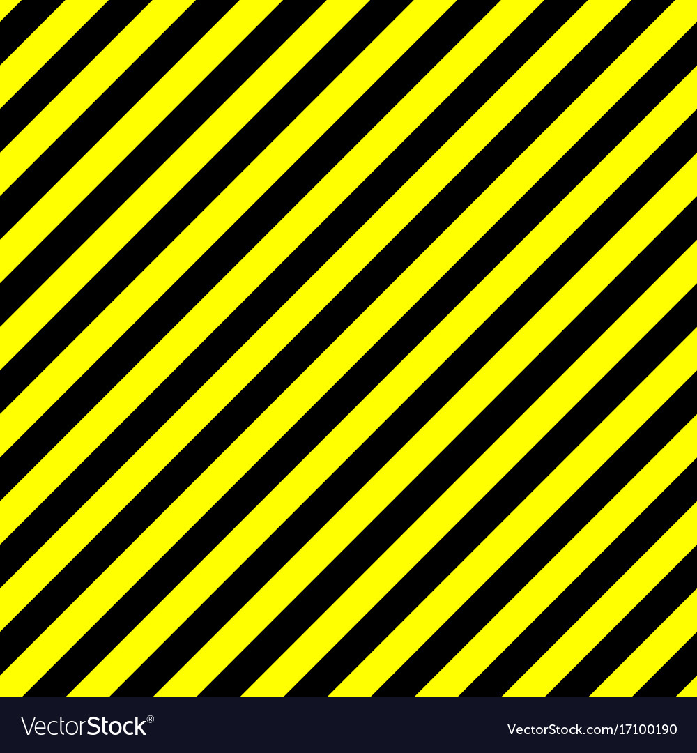 Seamless background pattern of yellow and black