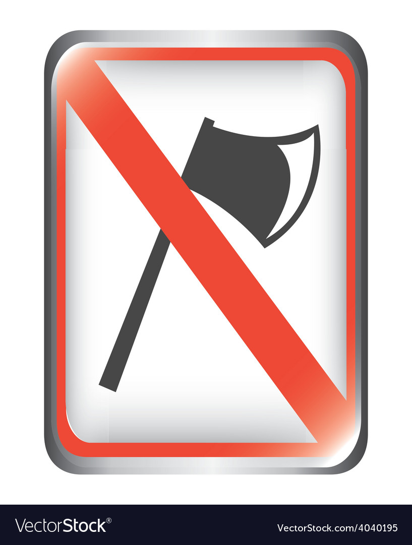 Decal Stickers Do Not Cut Trees 20 14545