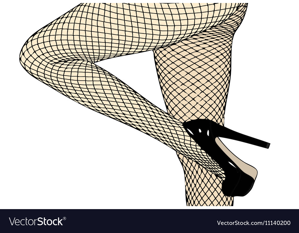 5d544be0366 Fishnet   Stockings Vector Images (78)
