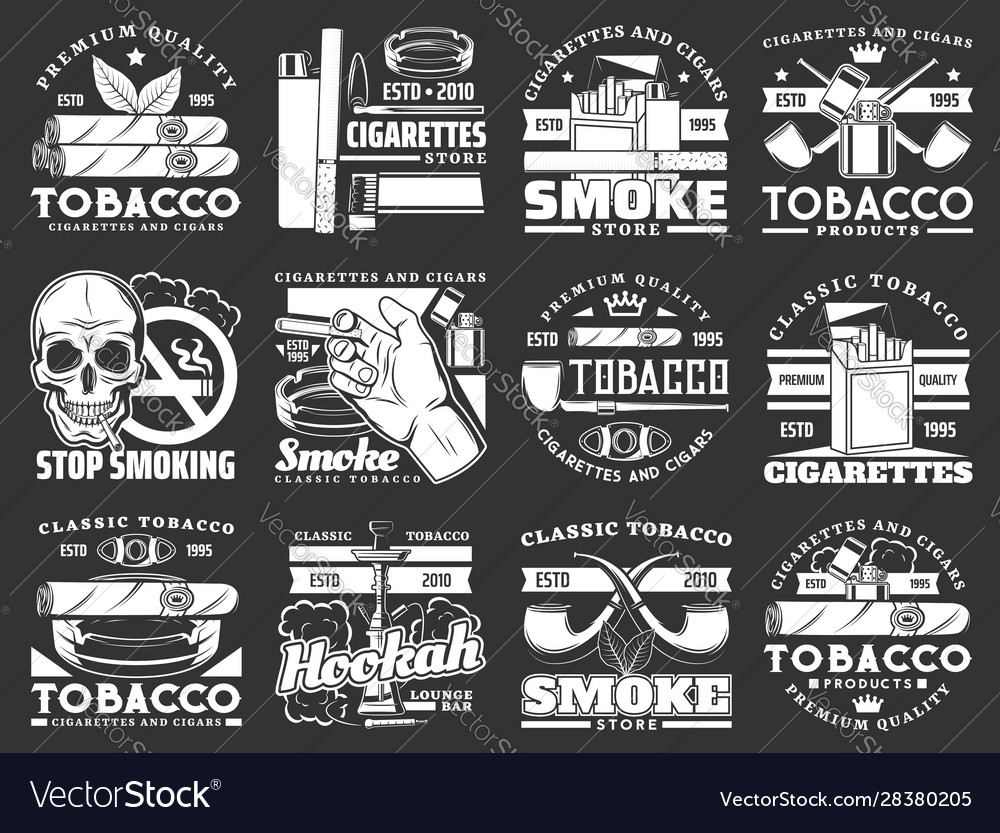 Quality tobacco products cigars and cigarettes