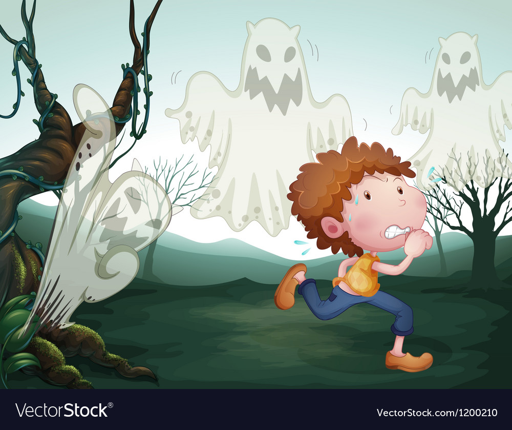 Boy Enjoying Waterfall High-Res Stock Photo - Getty Images