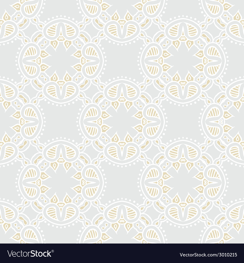 Abstract geometric texture in vintage style vector image