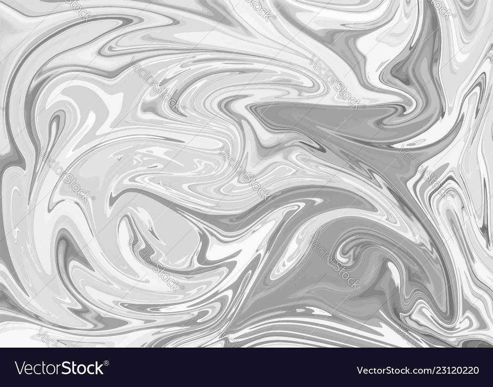 Abstract black and white marble texture