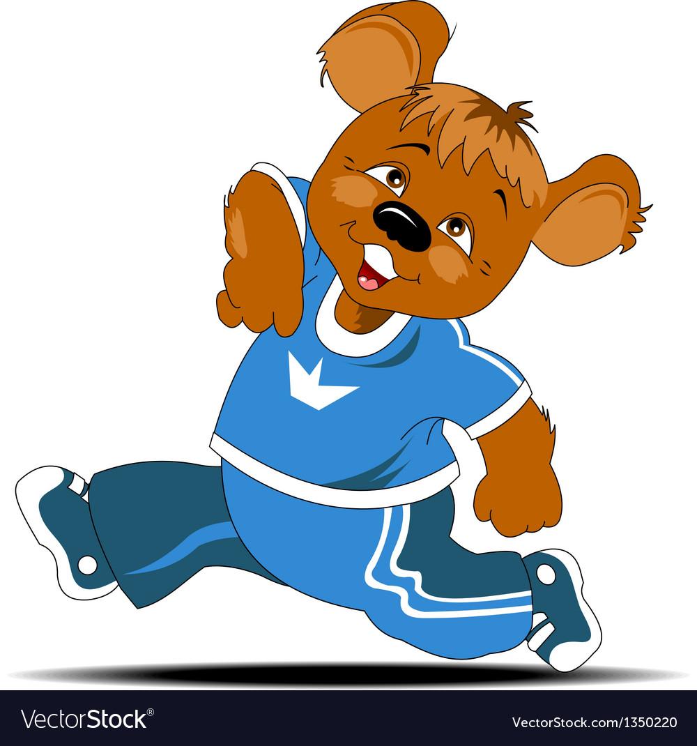 Картинки спортивный мишка