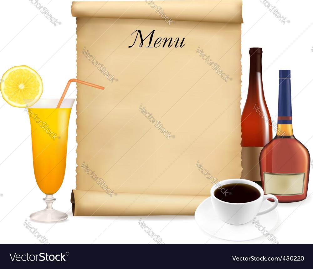 Restaurant Design on Restaurant Menu Design Vector Art   Download Restaurant Vectors