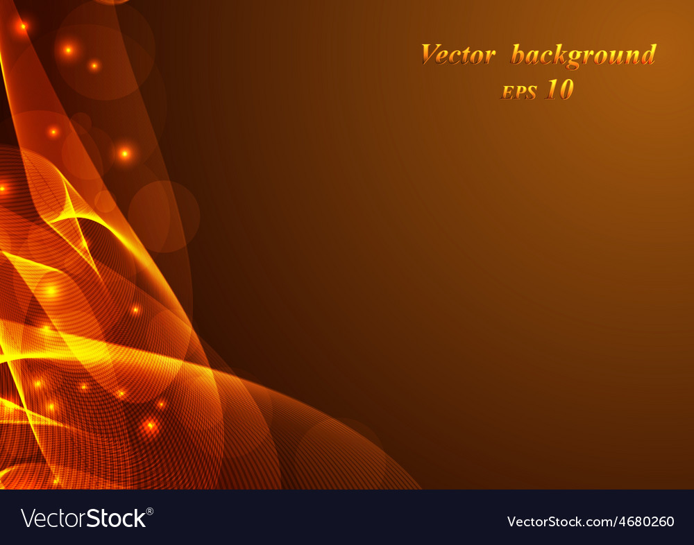Abstract colorful background smoke wave