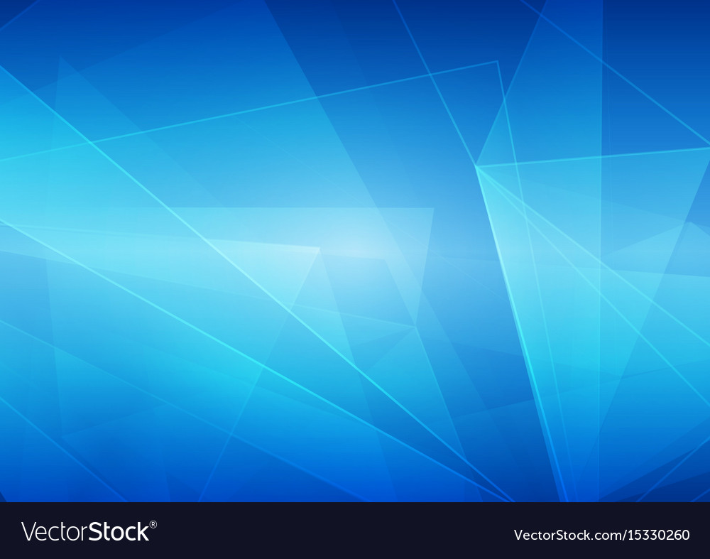 Abstract on blue color background