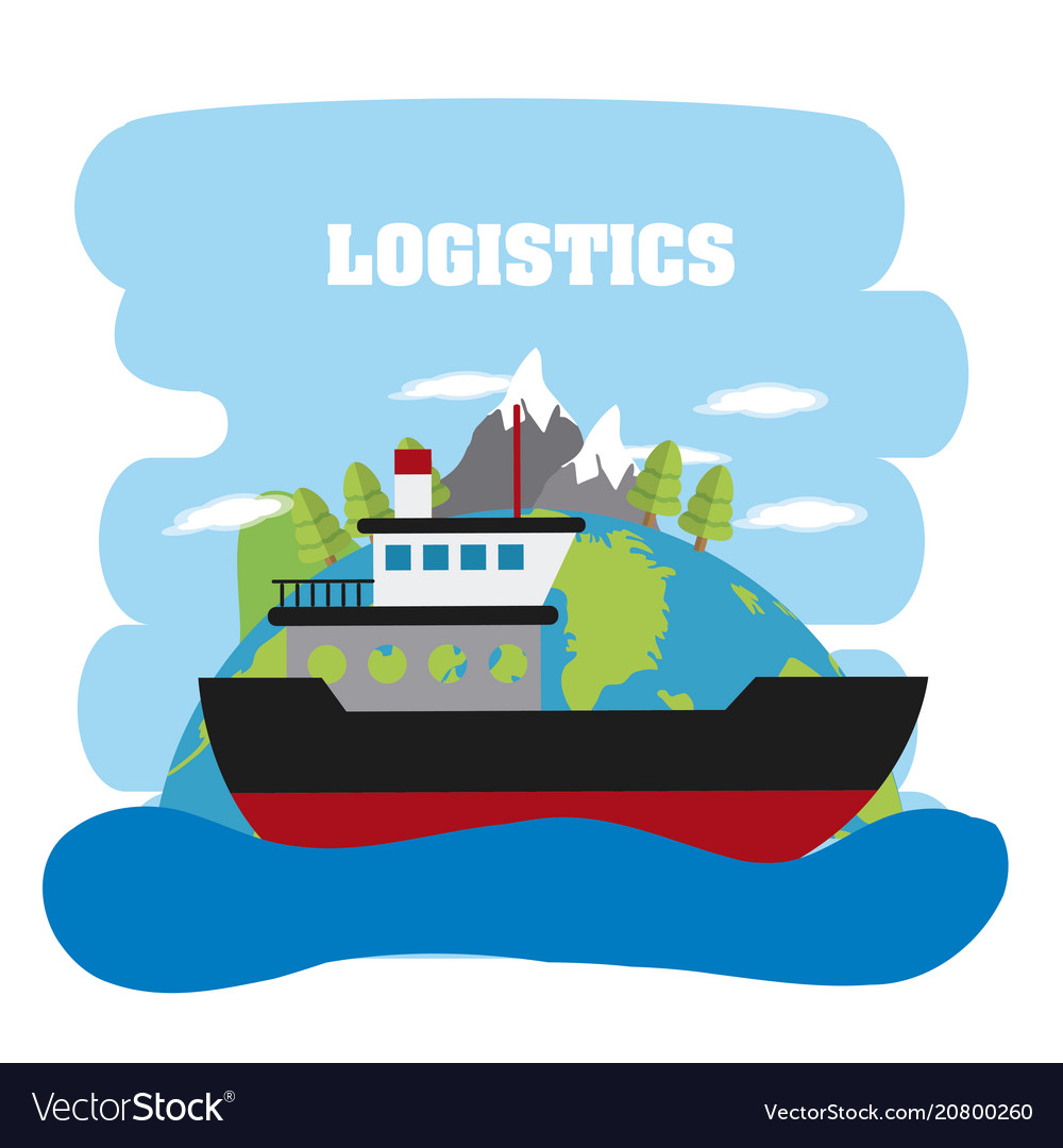 Logistics and delivery concept