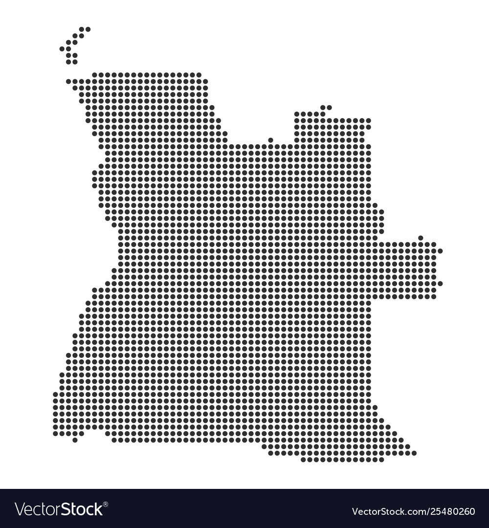 Map with dot