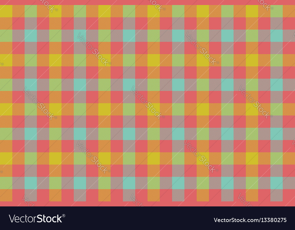 Check fabric texture background seamless pattern