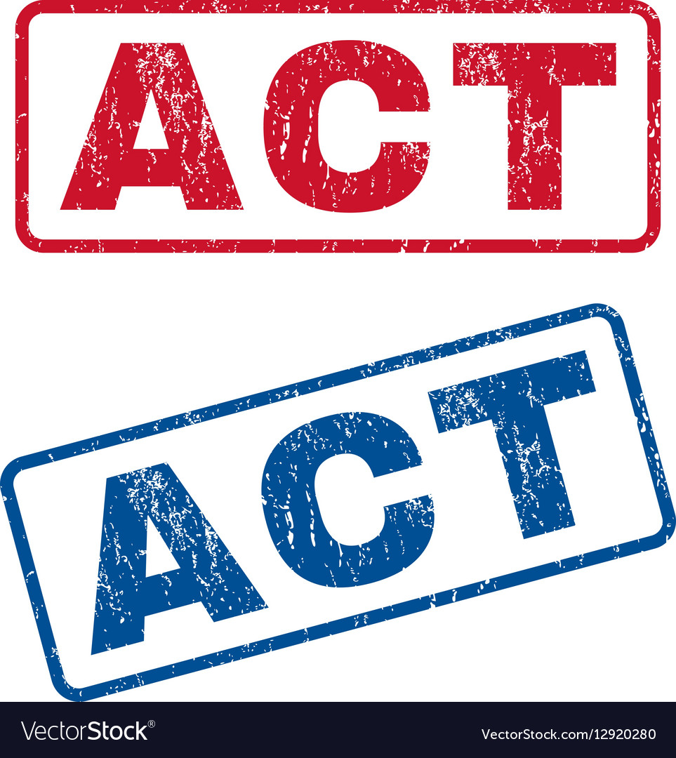 Act Rubber Stamps