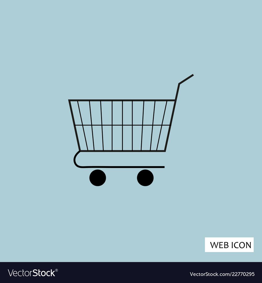 Shopping icon shopping icon eps shopping icon art