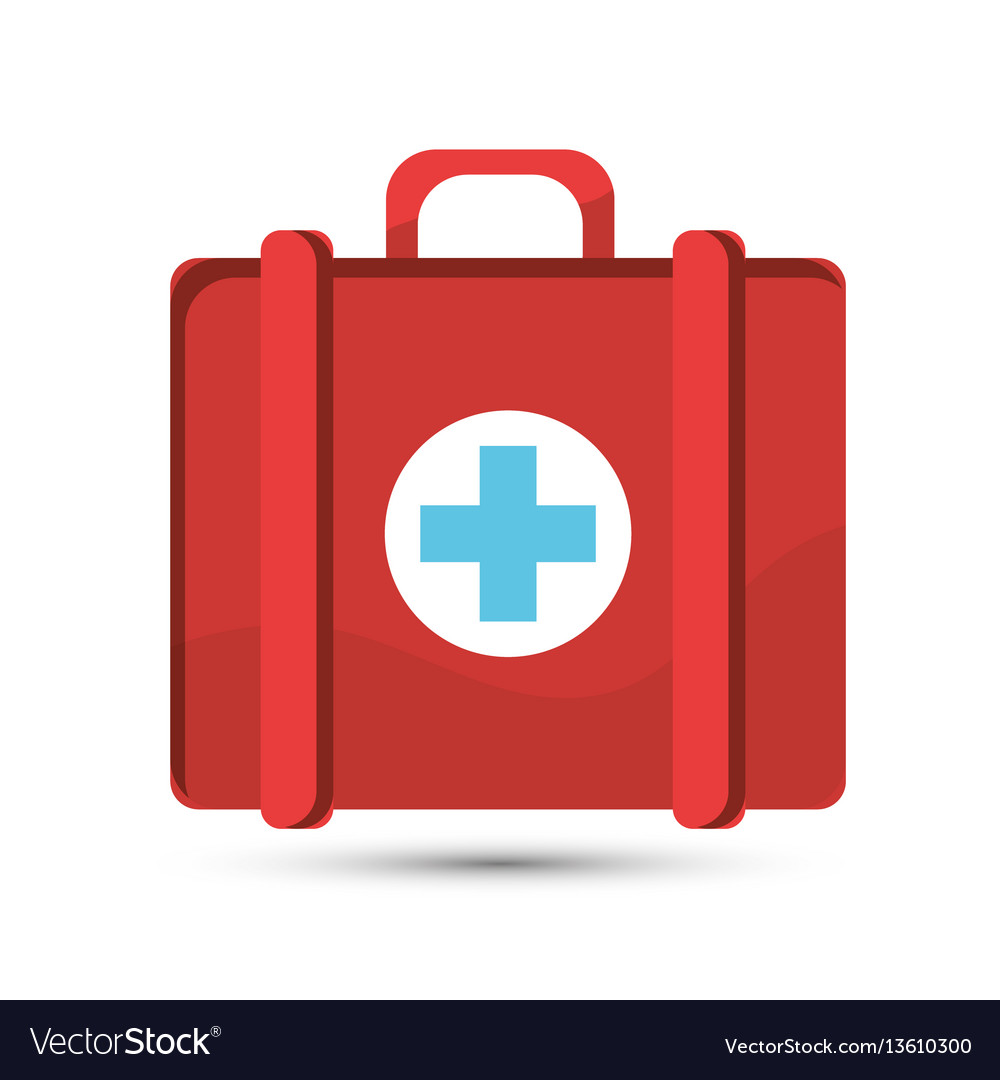 Hospital suitcase icon image