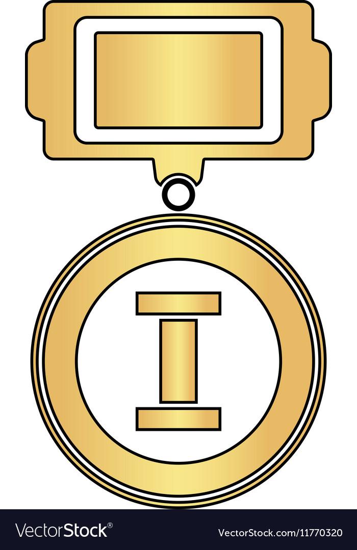 Award computer symbol