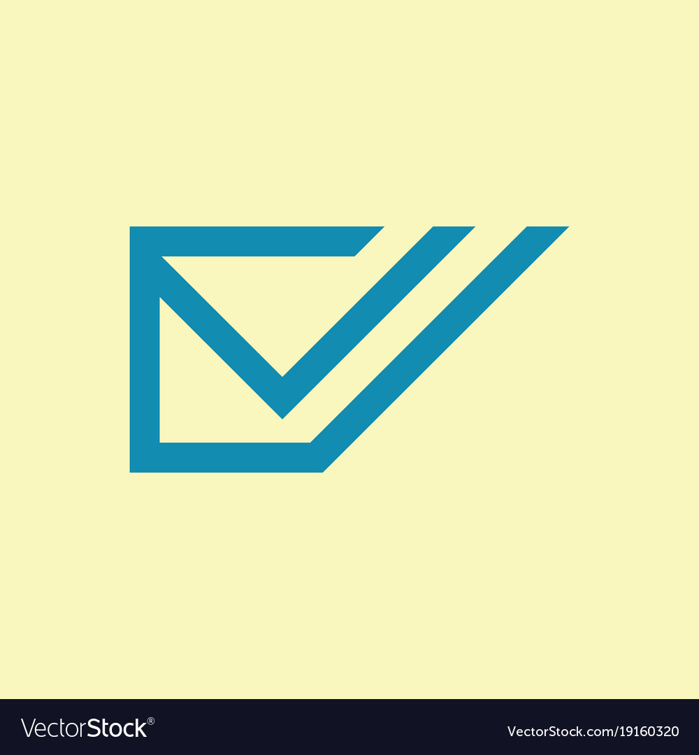 Envelope message logo