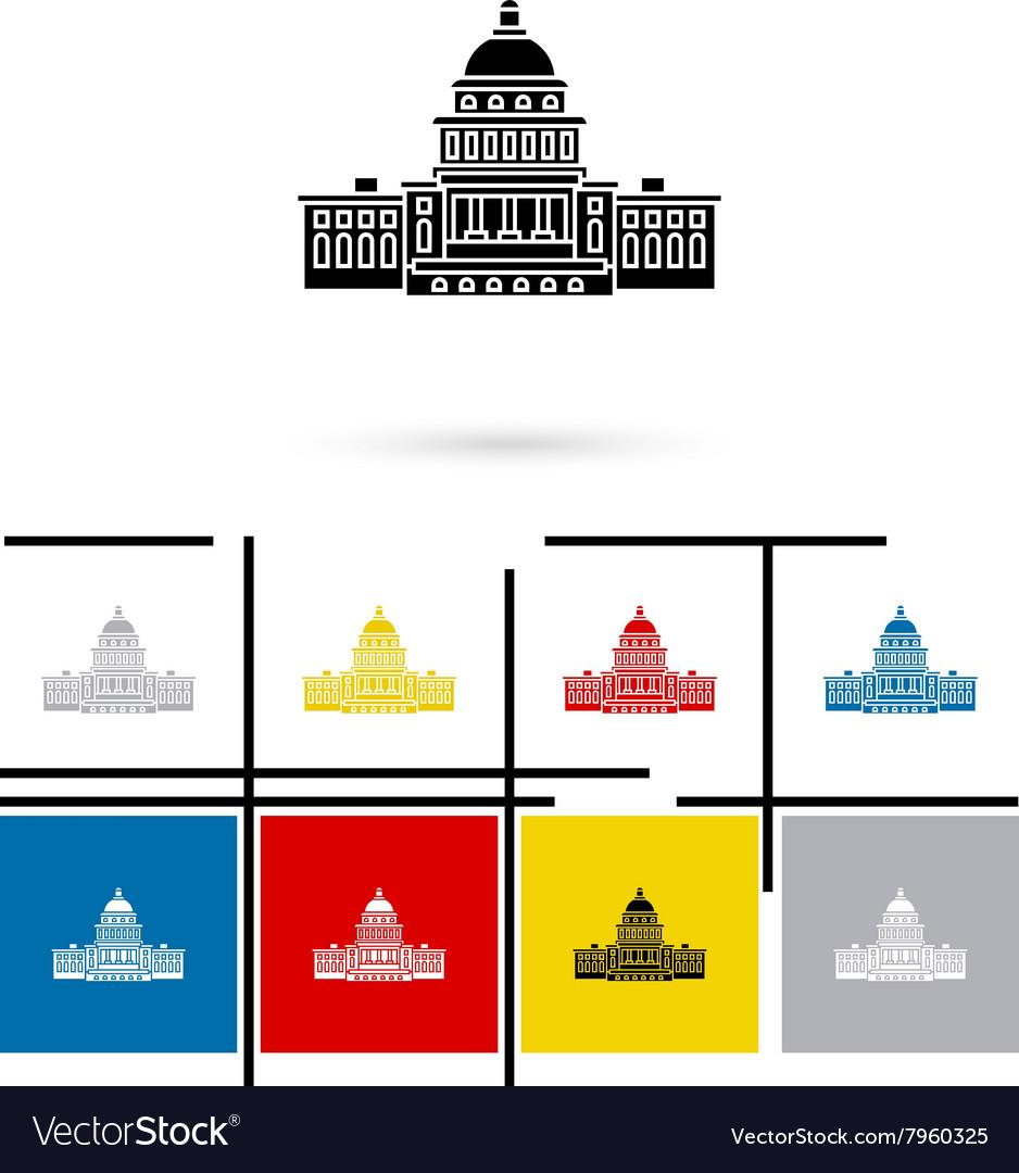 United States Capitol icon