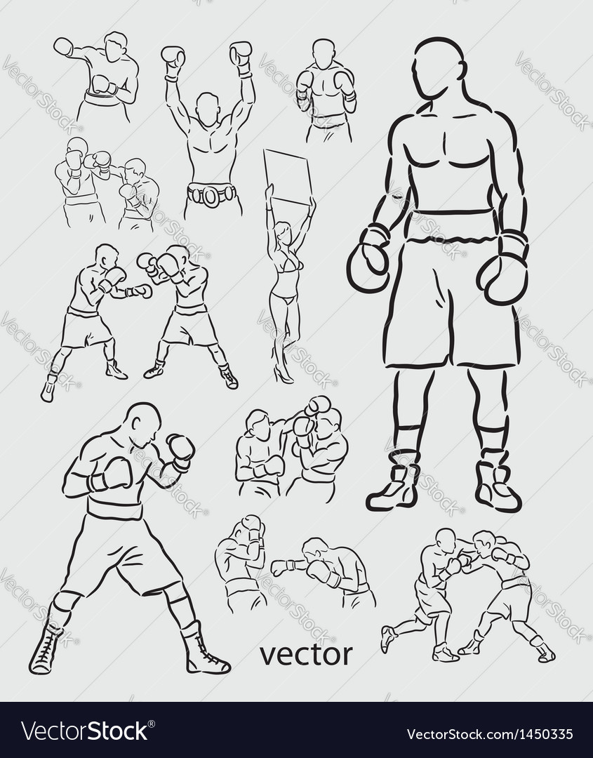 Boxing Sketches