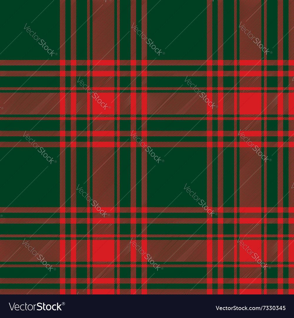 Menzies Tartan Green Red Kilt Skirt Fabric Texture