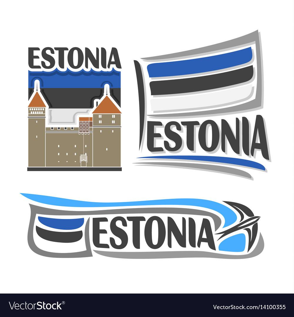 Logo for estonia