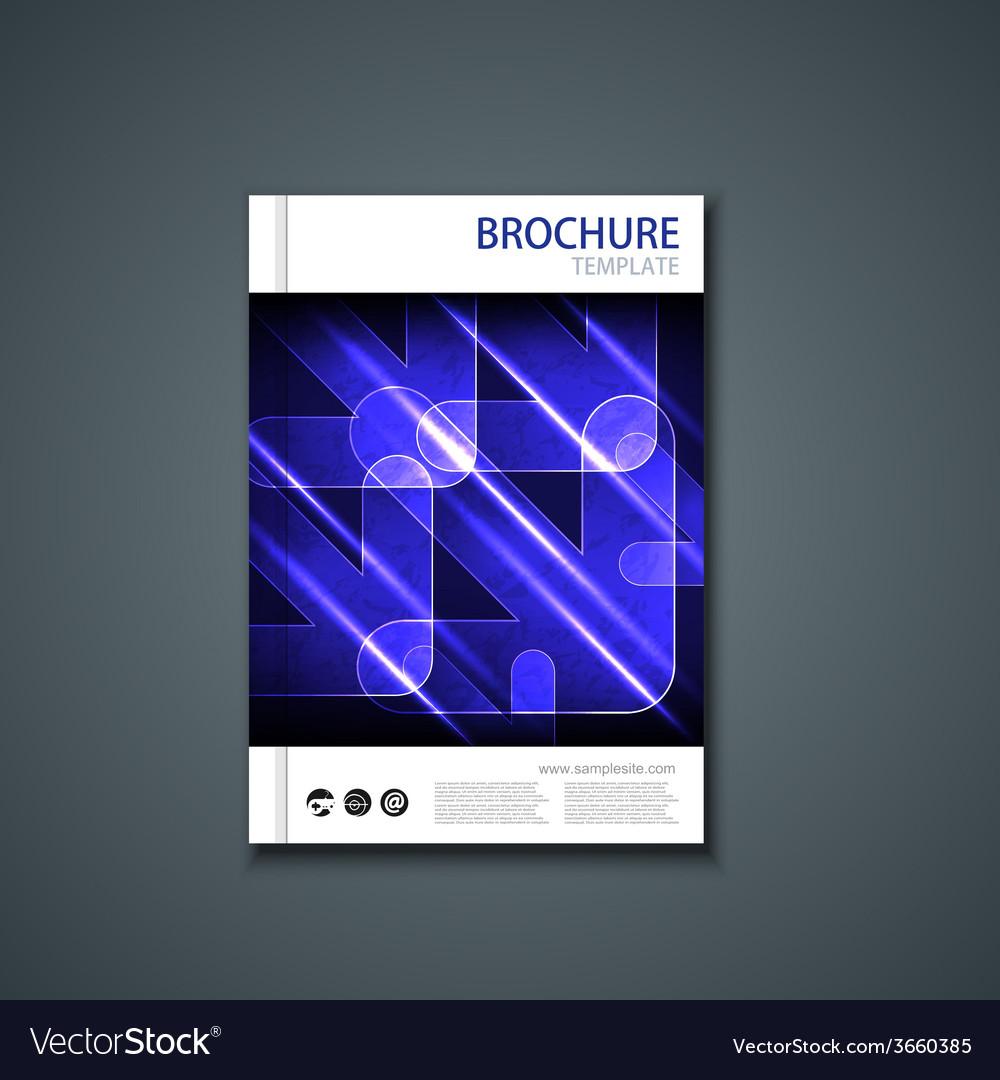 Flyer or banner Brochure template