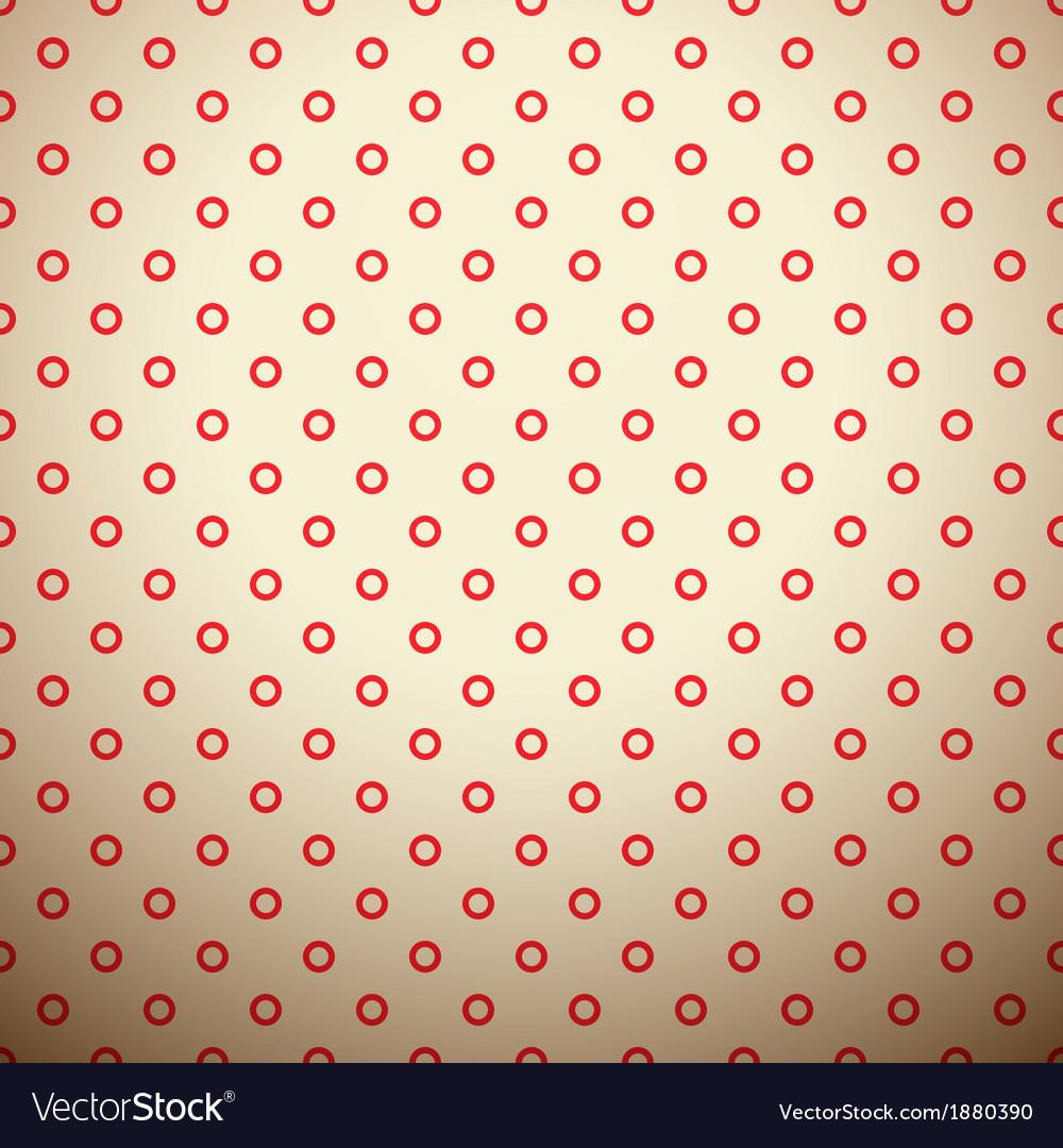 Retro dot seamless pattern tiling Endless texture