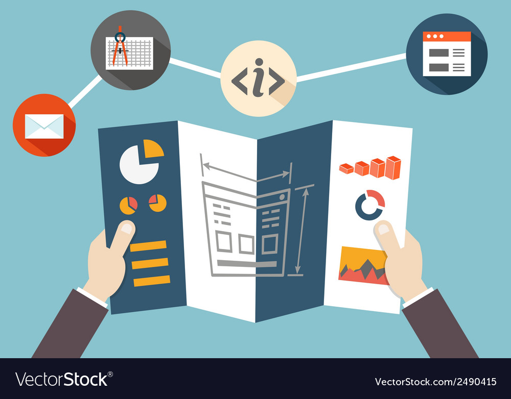 Site map navigation and application structure