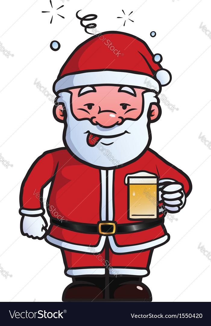 Santa Claus Drunk Pictures