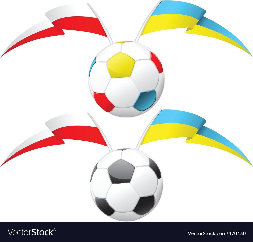 Euro 2012 soccer ball