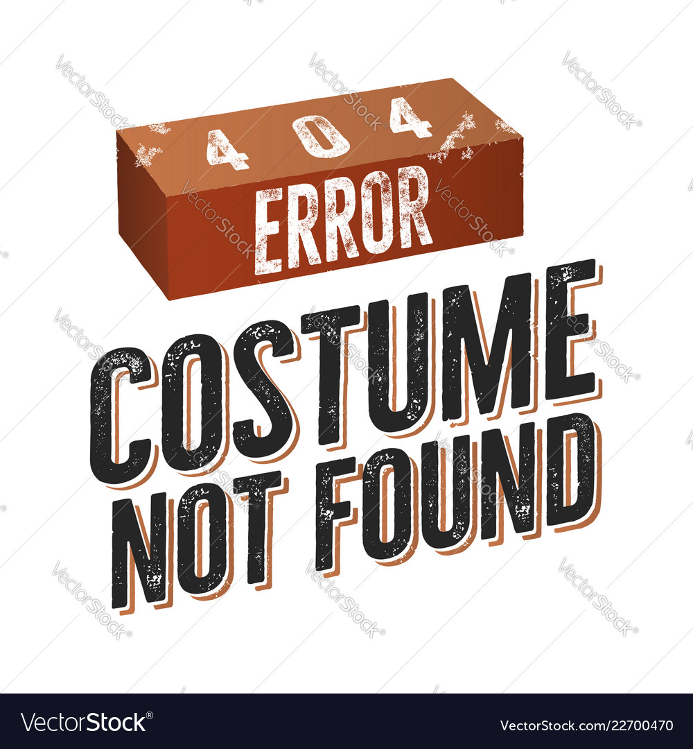 404 error costume not found nice christmas or